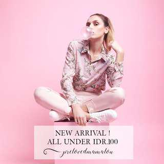 NEW Arrival ! more than 50 clothes
