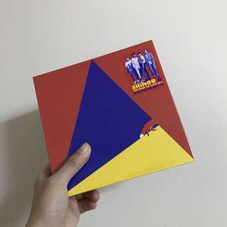 [LAST 1] Shinee - The Story of Light EP.1 Sealed Album