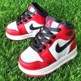 Air Jordan 1 Nike Baby Sneaker Basketball Shoes AJ1