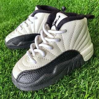 Air Jordan 12 Nike Baby Sneaker Basketball Shoes