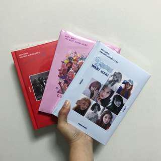 [LAST SET] Weki Meki - Lucky Sealed Albums