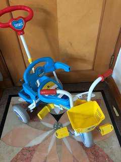 1-3歲 幼兒 兒童 三輪車