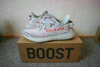 Yeezy Boost V2 Bluetint 100% Authentic