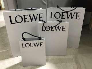 LOEWE paper bag