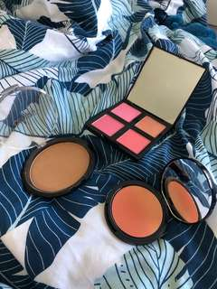 Contour and Blush Palettes