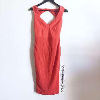 NEW! ASOS bodycon dress NETT