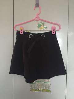 BN! Black Bow Shorts