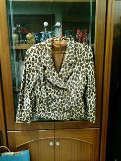 🚚 CRAIG豹紋外套#衣櫥大掃除