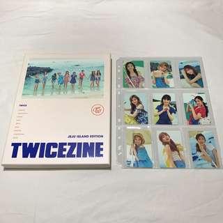 [WTS] Twice - Twicezine Jeju Island Edition