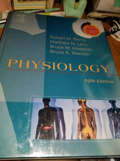 Berne and Levy Physiology 5th Ed