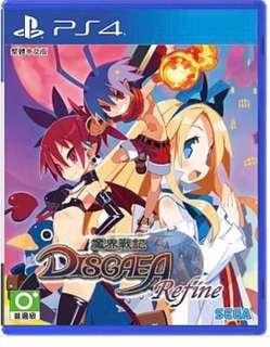 全新 PS4 魔界戰記 Disgaea Refine 中文版