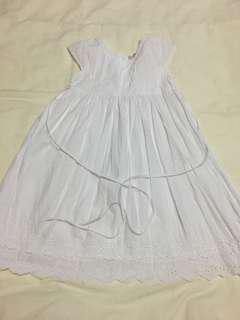 Room 8 Couture White Dress