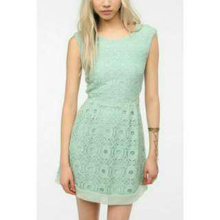 Urban Outfitters Camilla Lace Dress