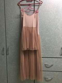 Peachy Dress (mother daughter set)