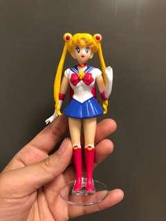 中古罕有 美少女戰士 膠公仔 Sailor Moon