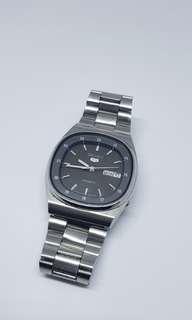 Seiko Stainless Military Watch 6309