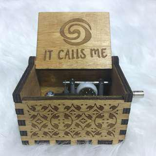 MOANA MUSIC BOX