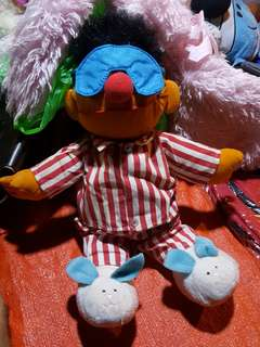 Soft Toys sesame street