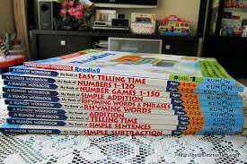 Pre-school books for 3 to 6 years old