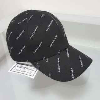 Black BALEN Baseball Cap Black BALEN Hat SINNERS cap