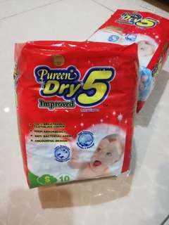 Pureen Baby Diapers