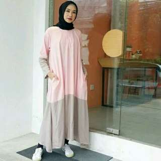 Maxi Dress Muslim