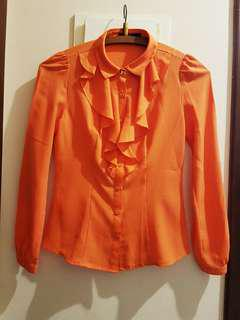 Theme orange Shirt