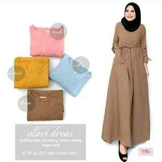Maxi Dress Olavi Muslim
