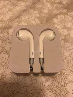 Apple iPhone 原廠耳機 earpods earphones 3.5mm