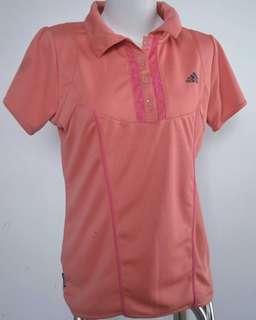 Adidas peach shirt