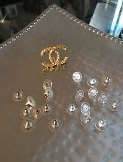 Chanel 同款 耳托 其他牌子亦可使用 Dior gucci LV