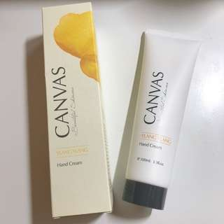 Canvas Ylang Ylang Hand Cream 依蘭亮澤護手霜