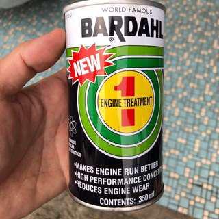 Save Fuel!! Bardahl Oil Treatment