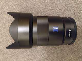 Sony carl zeiss sonnar 55mm f1.8 cz
