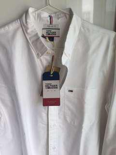 Tommy Hilfiger Denim shirt (M)