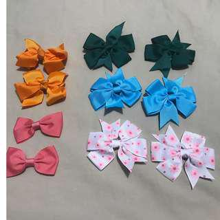 5 Pairs assorted Clip