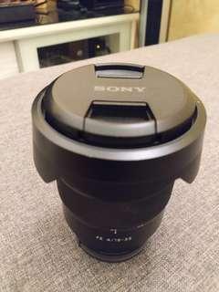 Sony Carl Zeiss Vario Tessar FE 16-35mm f4 ZA