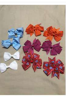 5Pairs assorted Clip