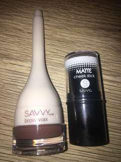 Eyebrow pomade and contour stick NEW!