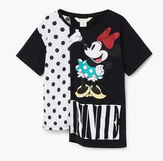 MANGO Kids x Disney Minnie Mouse Top