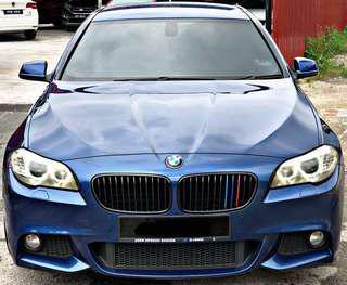 BMW F10 523i MSPORT ORIGINAL