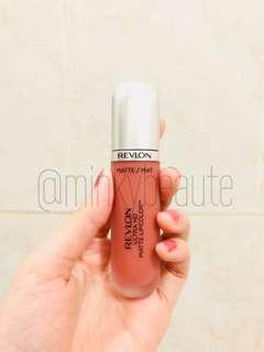 Revlon Ultra HD Matte Lip Color #Seduction