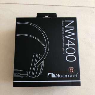 Nakamichi NW400 Stereo InfraRed Wireless Headphone