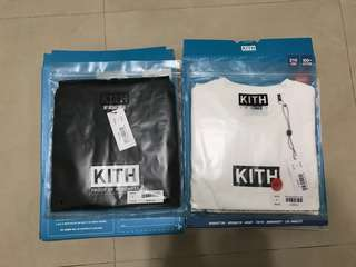 Kith Treats Bogo Tee Prof Sticker Tee White