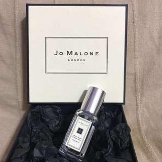 (免運全新)Jo Malone 鼠尾草與海鹽香水9ml含盒子