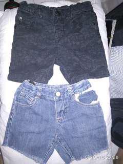 Short Jeans/Denim