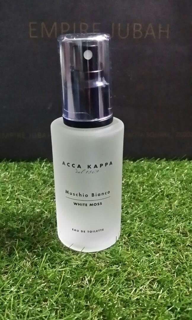 nieuw goedkoop fabrieksprijs welbekend Acca Kappa Eau De Toilette white moss for men & women