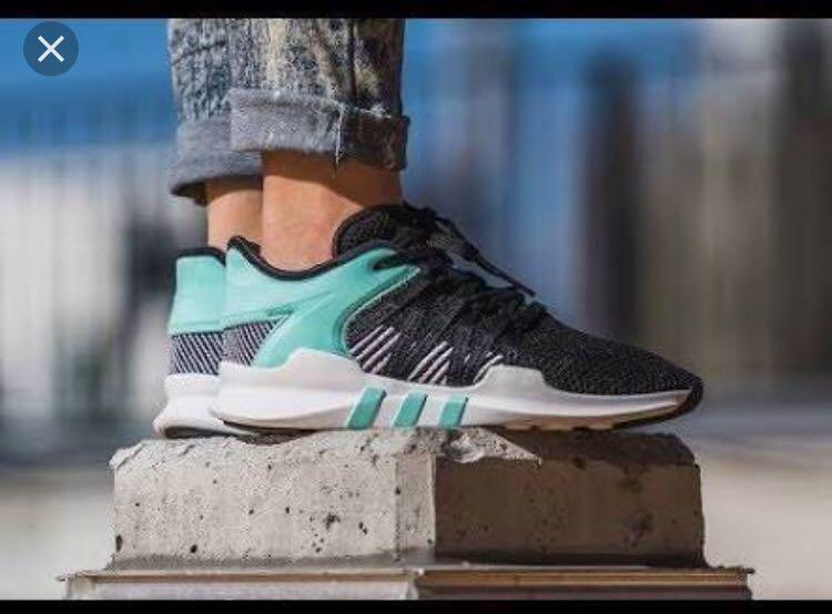 save off 94399 d7360 Adidas EQT Racing ADV Shoes on Carousell