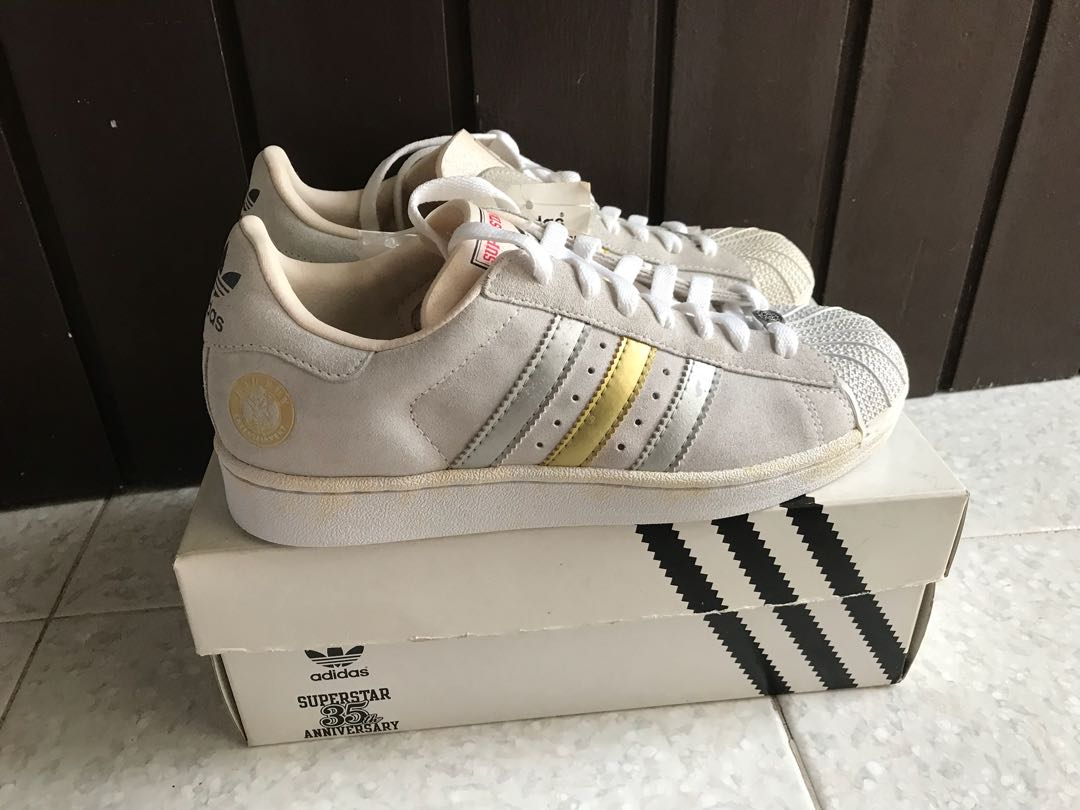 san francisco d0f56 33bc5 Adidas Superstar Music US6.5, Men s Fashion, Footwear, Sneakers on ...
