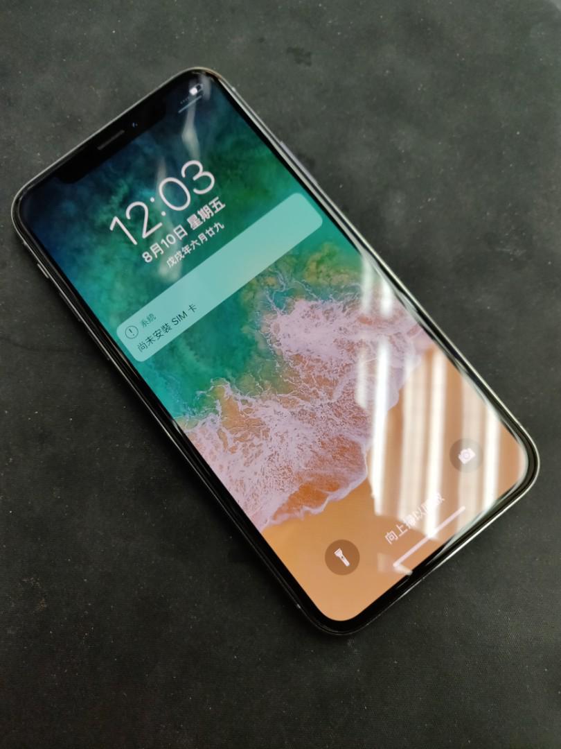 Apple iphone X 256gb 行貨 行機